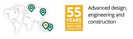 Multispan Australia 50 years + Advanced Design Engineering and Construction est 1965