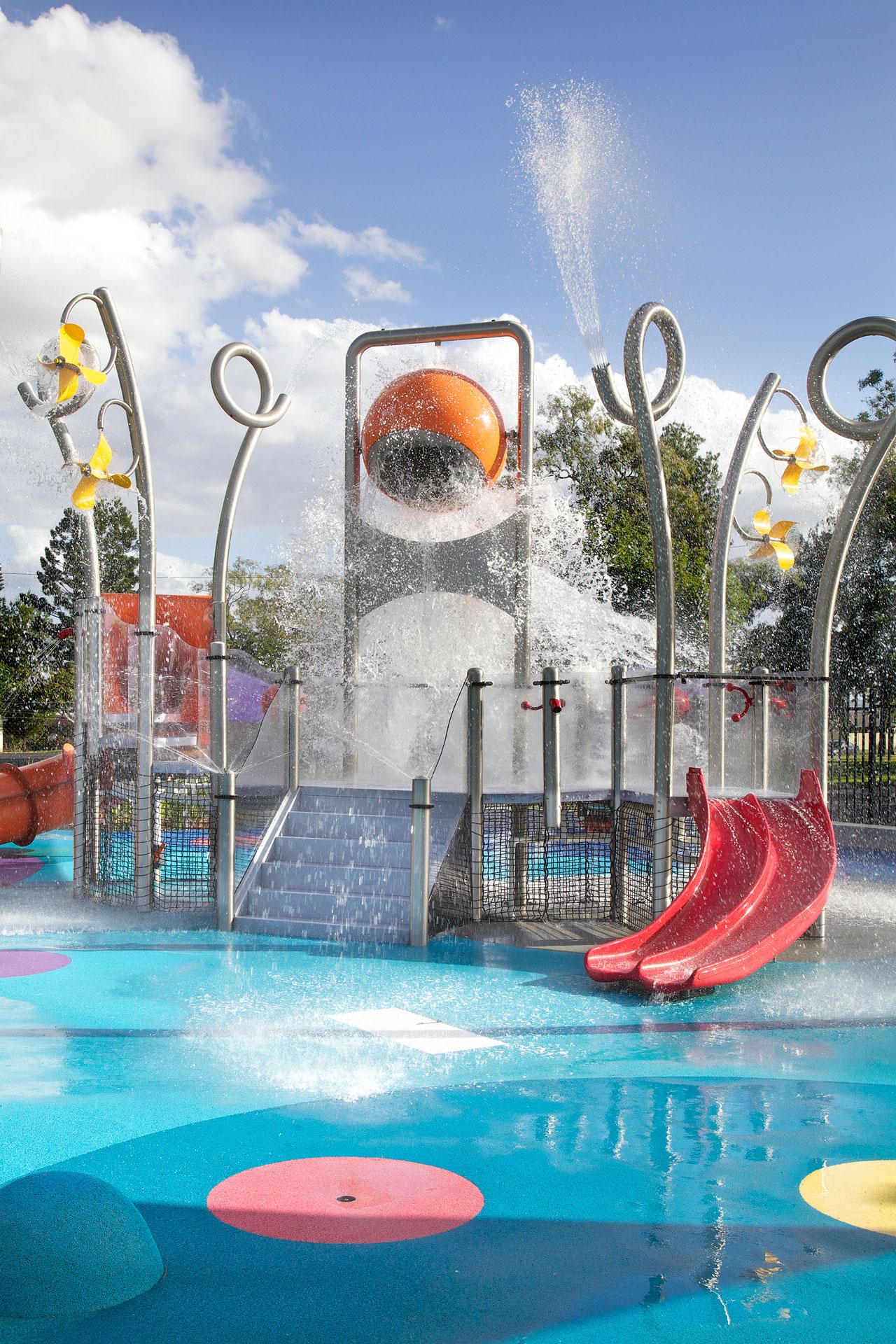 Greg Cruickshank Aquatic Centre
