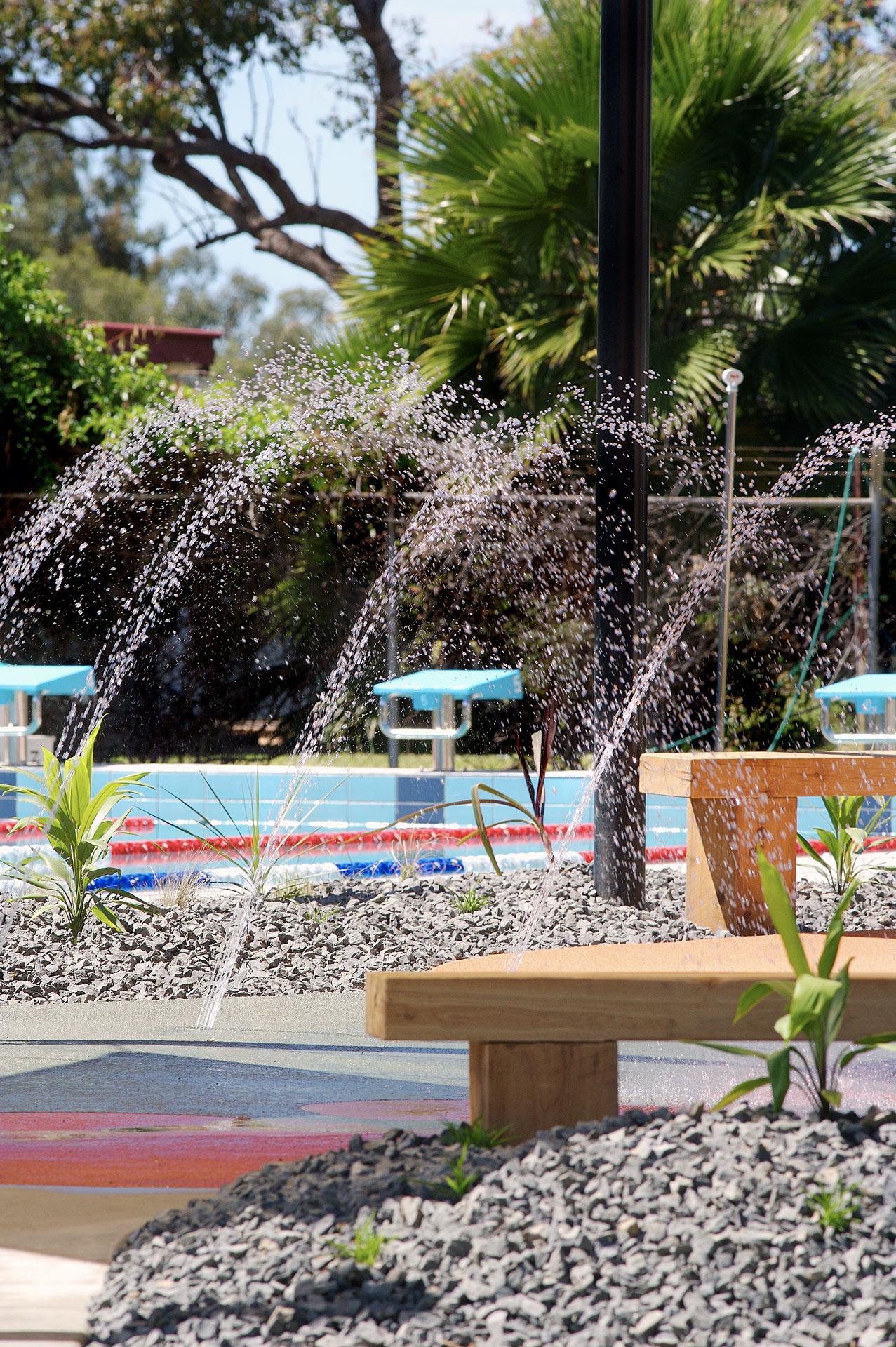 Mitchell Aquatic Centre