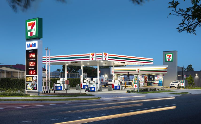 7 Eleven Service Station Bald Hills
